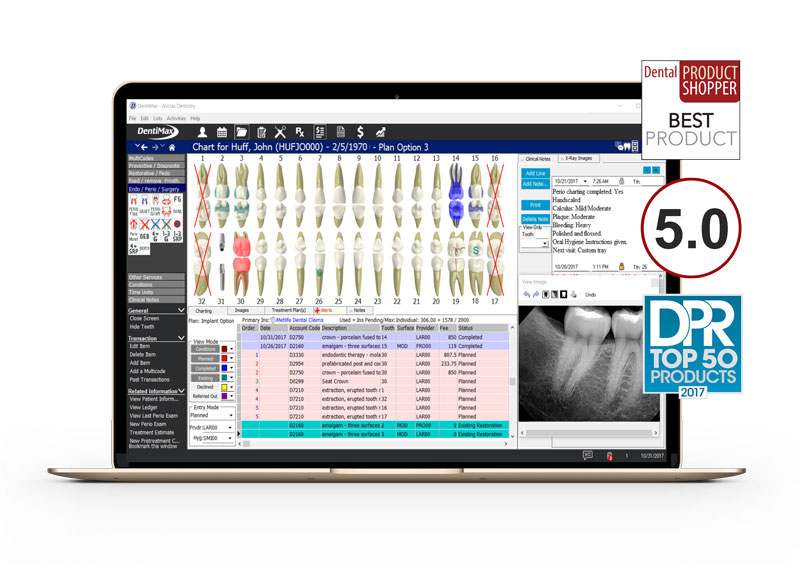 Dental Software - Practice Management Picture