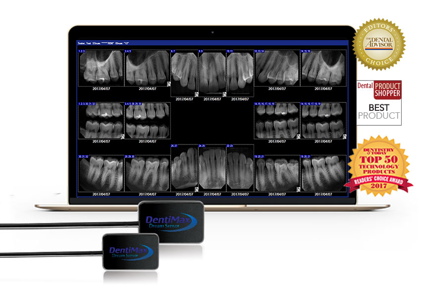 Dental Software - Imaging and Dental Sensor Picture